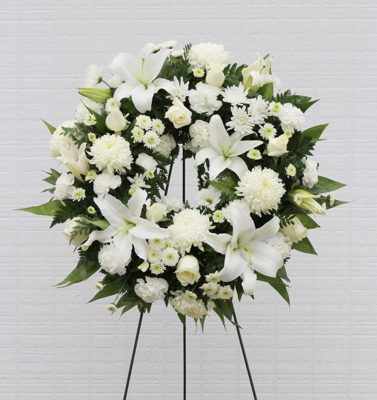 Funeral Flower Delivery, Wages & Sons Funeral Home