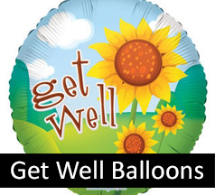 Get Well Gifts, Mylar Balloons
