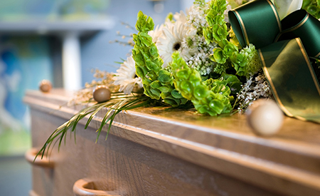 Sympathy Flower Delivery, Funeral Home Flower Delivery
