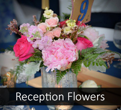 Reception Flowers, Wedding Reception Flowers
